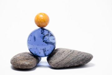 esferas de equilíbrio