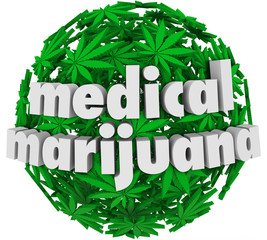 Medical Marijuana Words Leaves Legal Pharmacy