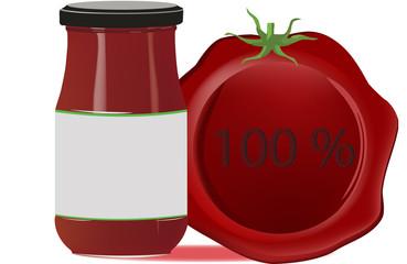 vasetto pomodoro
