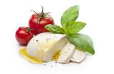 Fototapety mozzarella