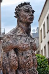 Figueras, escultura contemporánea, Sant Jordi
