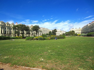 Regency Square Brighton England
