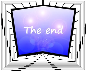 fine dello spettacolo