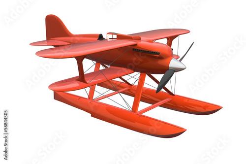 Retro Float Plane