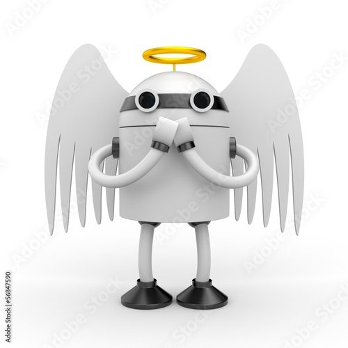 Robot angel