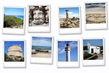 Polaroid Formentera