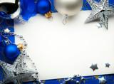 Fototapety art Christmas greeting card