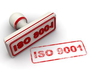 Печать и оттиск. ISO 9001