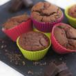 muffins au chocolat en moule 3