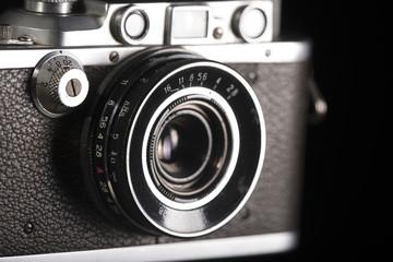 Cámara fotográfica analógica