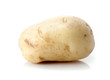 potato isolated on a white background