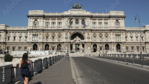 Court of Cassation, Rome