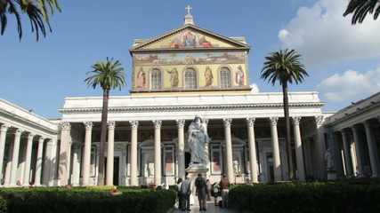 Basilica of Saint Paul Outside the Walls, Rome