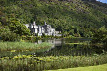 Kylemore Abbey, Connemara Ireland