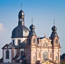 Eglise des Jésuites à Mannheim