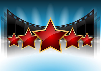 red stars movie