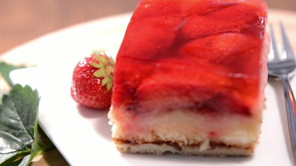 Strawberry Tart Video