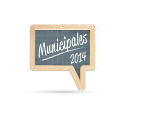 les municipales en france enen 2014