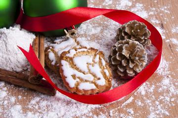 dulces y pastas de navidad
