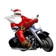 biker natalizio