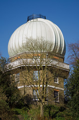 Telescope Dome, Greenwich Observatory