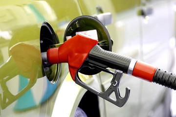 Gas pumping.