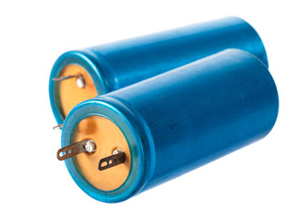 old capacitor