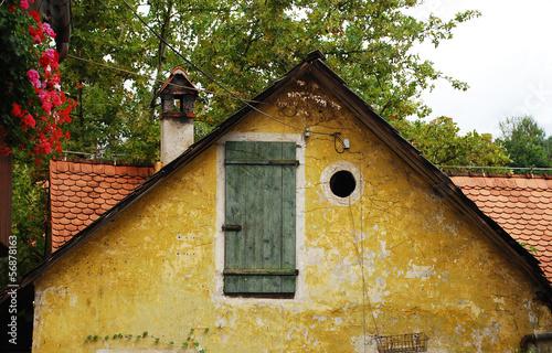 Historic Building in Skofja Loka