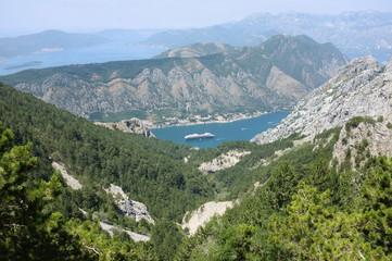 Lovcen National Park and Kotor Bay, Montenegro