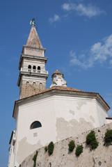 Cerkev S.V. Frančiška Asiškega, Piran