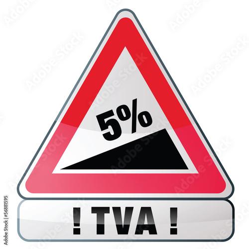 TVA de 5%