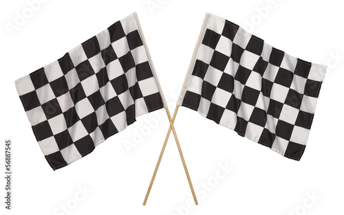 Checkered Flags - 56887545