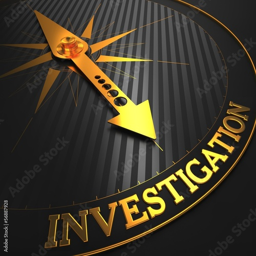 Investigation. Information Background.