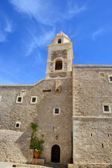 Monastery Toplou, Greece