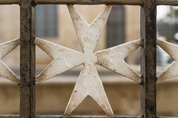 Star, symbol of Malta City
