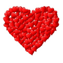 Coeur de coeurs