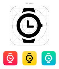 Wristwatch icon.
