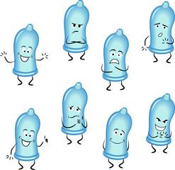 Condoms set
