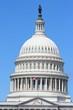 Washington, DC - the US Capitol (Congress building)