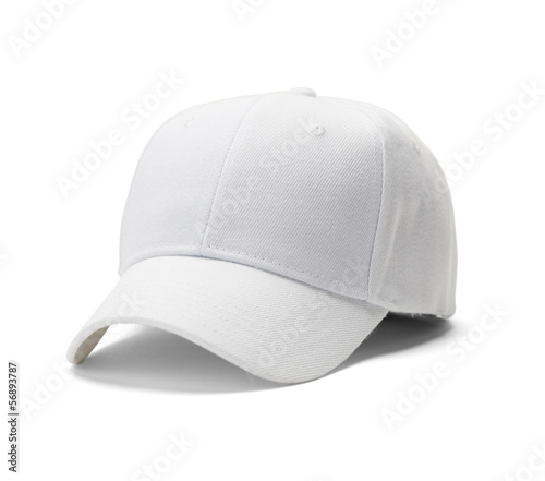 canvas print picture White Hat