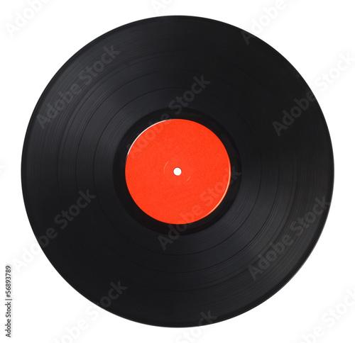 Vinyl Record - 56893789