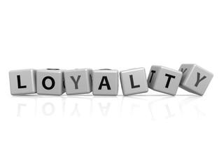 Loyalty  buzzword