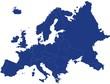 carte d'europe - 56895796