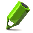 Green pencil icon