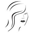 girl - silhouette