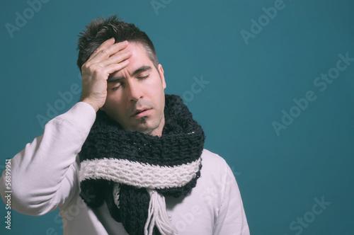 Verdammte Grippe