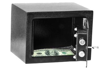Money in Safe