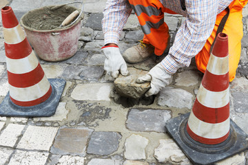 pavement repairing