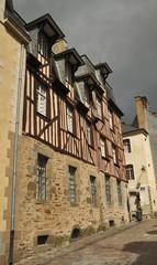 Edificios antiguos, Rennes