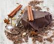 Chocolate piece